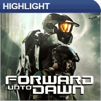 Film demnächst: Halo 4 - Forward Unto Dawn