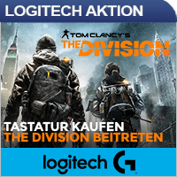 Logitech-Keyboard Aktion!