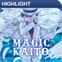 Anime: Magic Kaito: Kid the Phantom Thief Vol. 4
