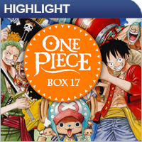 Anime: One Piece Die TV-Serie - Box 17
