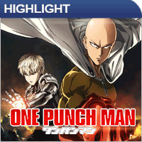 Anime: One Punch Man Vol. 1