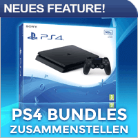 Playstation 4 Bundles selbstgemacht!