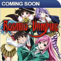Anime: Rosario + Vampire Vol. 1