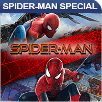 Sony Pictures Spider Man-Promotion