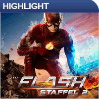 The Flash: Staffel 2