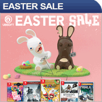 Ubisoft Easter Sale 2020