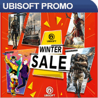 Ubisoft Winter Sale 2020
