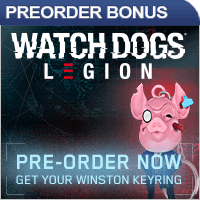Watch Dogs: Legion Preorder Bonus