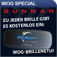 Gaming Eyewear Brillen von Gunnar