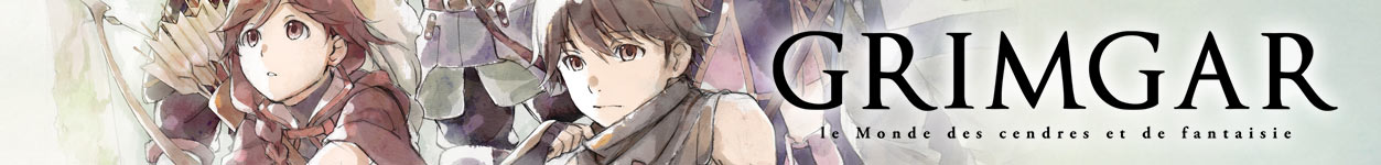 Anime: Grimgar, Ashes and Illusions Vol. 1