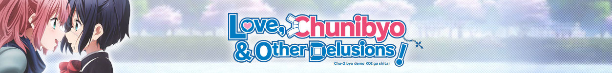 Anime: Love, Chunibyo & Other Delusions! Vol. 2