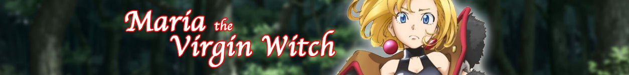 Anime: Maria the Virgin Witch Vol. 1