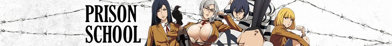 Anime: Prison School Vol. 1