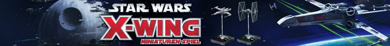Star Wars: X-Wing Miniaturen-Spiel