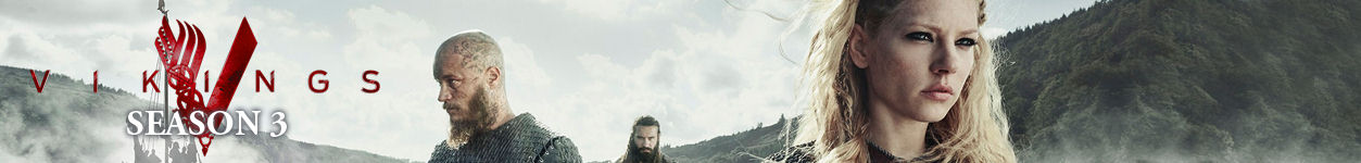 Vikings: Staffel 3 Box