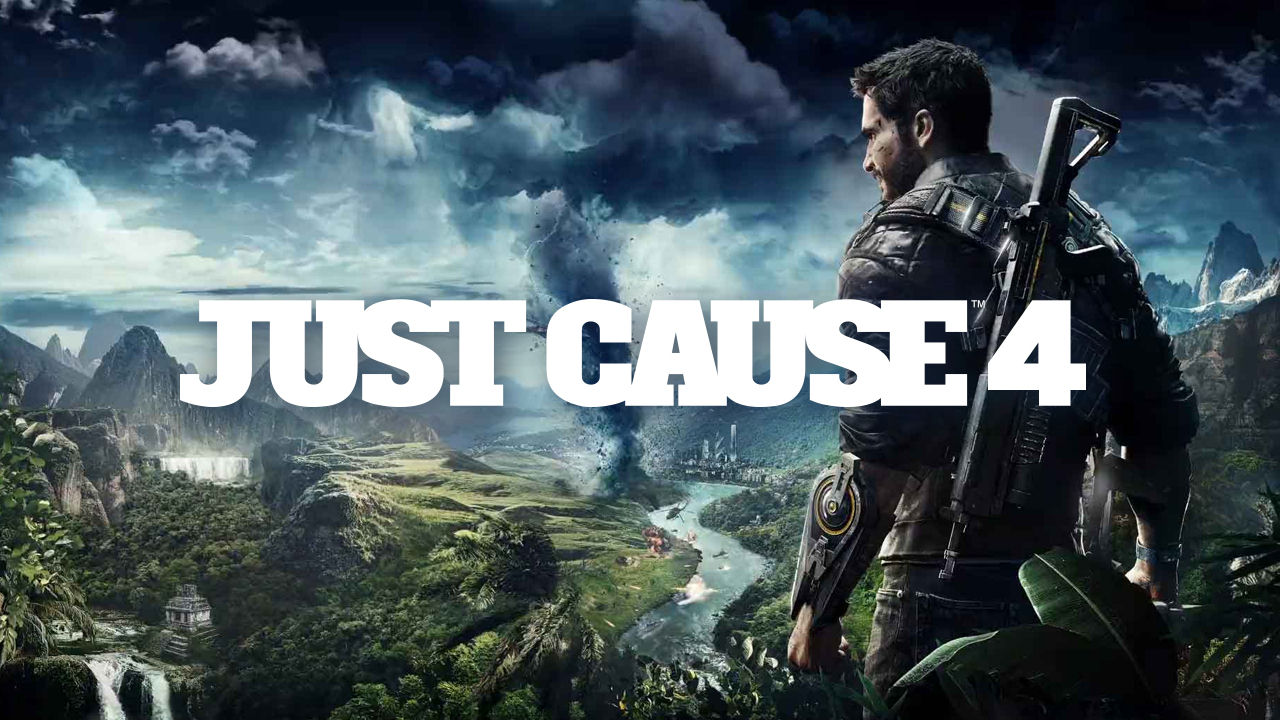 Just Cause 4 Gold Edition Playstation World Of Games Sony Ps4 3 Aktion