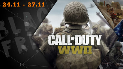 Black Friday: Call of Duty WWII