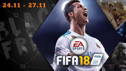Black Friday: FIFA 18