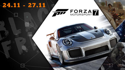 Black Friday: Forza Motorsport 7