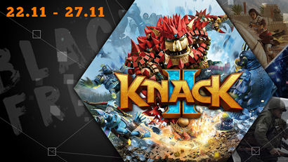 Black Friday: Knack 2