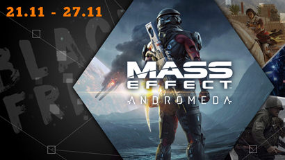 Black Friday: Mass Effect Andromeda