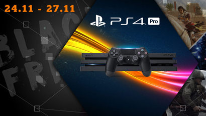 Black Friday: Playstation 4 Pro