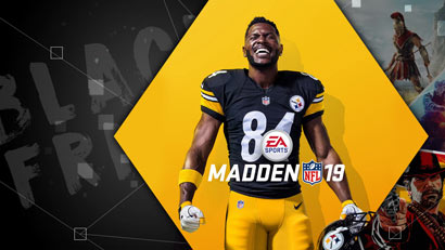 Black Friday Week - Madden NFL 19