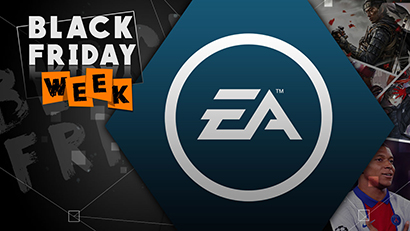 Black Friday 2020: EA Games