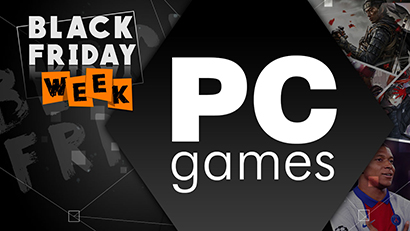Black Friday 2020: PC Games