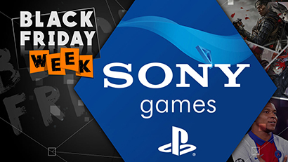 Black Friday 2020: Sony Games