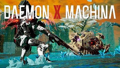 E3: Daemon X Machina
