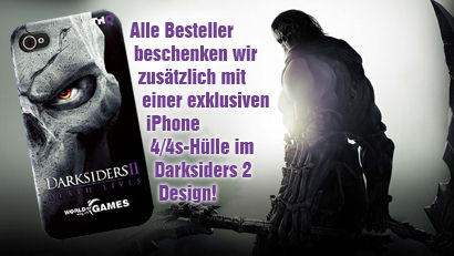Darksiders 2 iPhone Cover
