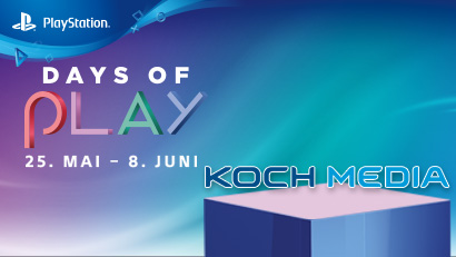 Days of Play 2020 - Koch Media Games