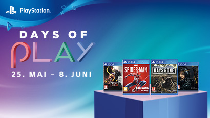 Days of Play 2020 - Sony Games