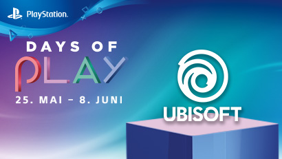 Days of Play 2020 - Ubisoft Games