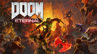 GamesCom 2019: Doom Eternal