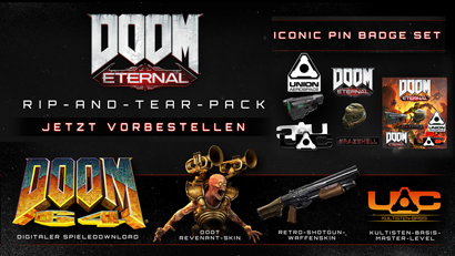 Doom Eternal Preorder