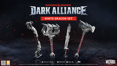 Dungeons & Dragons Dark Alliance Preorder Bonus