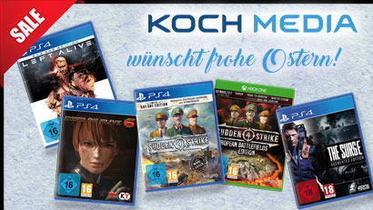 Easter Sale Koch Media 2019
