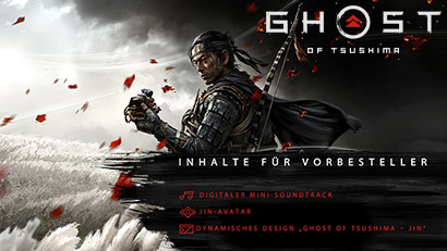 Ghost of Tsushima Prerorder Bonus
