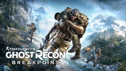 GamesCom 2019: Ghost Recon Breakpoint