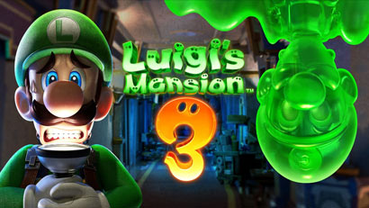 GamesCom 2019: Luigi's Mansion 3