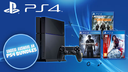 Tolle PS4-Bundles