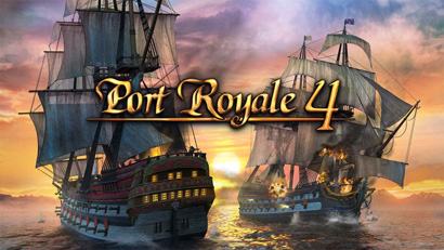 GamesCom 2019: Port Royale 4