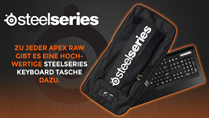 Steelseries Apex RAW-Aktion