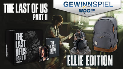 The Last of Us Part II Gewinnspiel