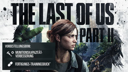 The Last of Us Part 2 Preorder Bonus