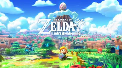GamesCom 2019: The Legend of Zelda - Link's Awakening