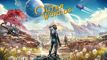 GamesCom 2019: The Outer Worlds