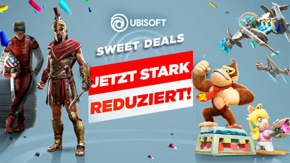 Ubisoft Sweet Deals